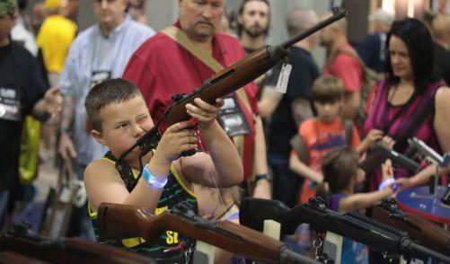 NRA Celebrates Firearms at Annual Meeting In Atlanta
